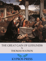The Great Gain of Godliness