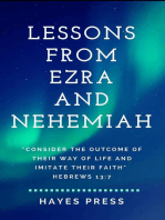 Lessons from Ezra and Nehemiah