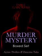 MURDER MYSTERY Boxed Set