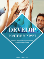 Develop Positive Mindset