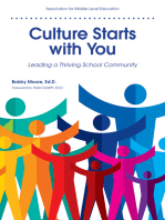 Culture Starts With You