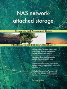 NAS network-attached storage Complete Self-Assessment Guide