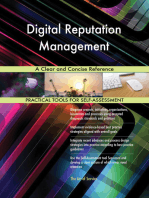 Digital Reputation Management A Clear and Concise Reference