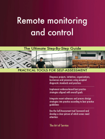 Remote monitoring and control The Ultimate Step-By-Step Guide