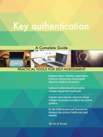 Key authentication A Complete Guide