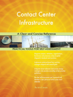 Contact Center Infrastructure A Clear and Concise Reference