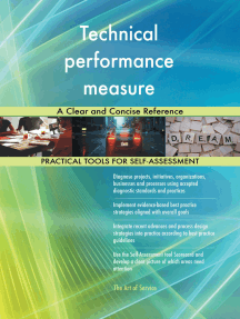 Technical performance measure A Clear and Concise Reference