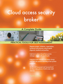 Cloud access security broker A Complete Guide