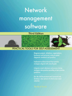 Network management software Third Edition