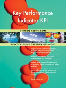 Key Performance Indicator KPI Standard Requirements