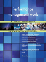 Performance management work A Clear and Concise Reference
