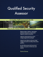Qualified Security Assessor Complete Self-Assessment Guide