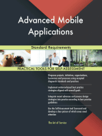 Advanced Mobile Applications Standard Requirements