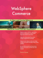 WebSphere Commerce A Clear and Concise Reference