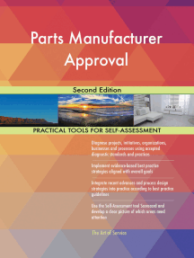 Parts Manufacturer Approval Second Edition