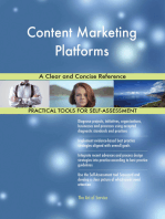 Content Marketing Platforms A Clear and Concise Reference