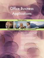 Office Business Applications Third Edition