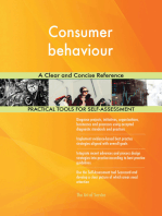 Consumer behaviour A Clear and Concise Reference