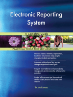 Electronic Reporting System A Complete Guide