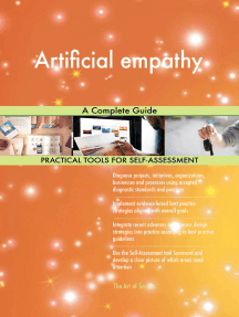 Artificial empathy A Complete Guide