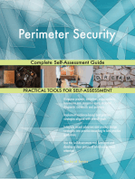 Perimeter Security Complete Self-Assessment Guide