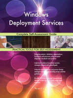 Windows Deployment Services Complete Self-Assessment Guide