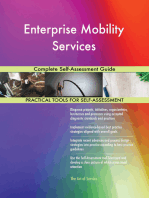 Enterprise Mobility Services Complete Self-Assessment Guide