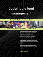 Sustainable land management Complete Self-Assessment Guide