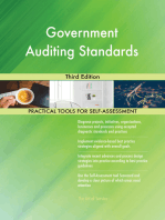 Government Auditing Standards Third Edition