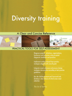 Diversity training A Clear and Concise Reference