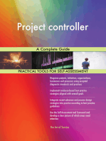 Project controller A Complete Guide