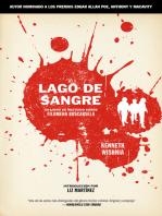Lago de Sangre: Un libro de misterio sobre Filomena Buscarsela