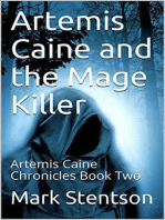 Artemis Caine and the Mage Killer