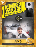 Butler Parker Jubiläumsbox 3 – Kriminalroman