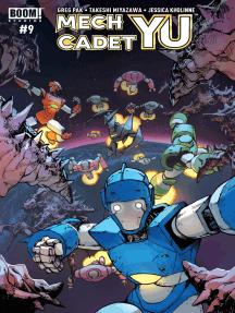 Mech Cadet Yu #9