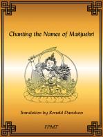 Chanting the Names of Manjushri eBook