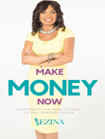 Make Money Now! Everything You Need to know to Sell Content Online
