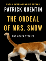 The Ordeal of Mrs. Snow