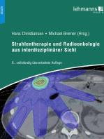 Strahlentherapie und Radioonkologie aus interdisziplinärer Sicht