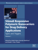 Stimuli Responsive Polymeric Nanocarriers for Drug Delivery Applications