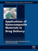 Applications of Nanocomposite Materials in Drug Delivery