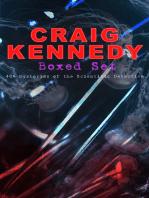 CRAIG KENNEDY Boxed Set