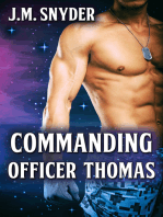 Commanding Officer Thomas