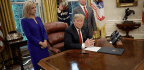 Trump's Executive Order On Family Separation