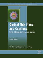 Optical Thin Films and Coatings
