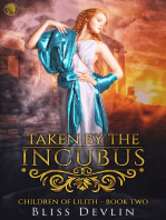 Taken by the Incubus (The Children of Lilith, Book 2)
