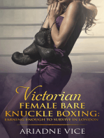 Victorian Female Bare Knuckle Boxing