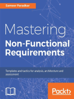Mastering Non-Functional Requirements