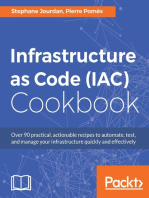 Infrastructure as Code (IAC) Cookbook