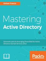 Mastering Active Directory